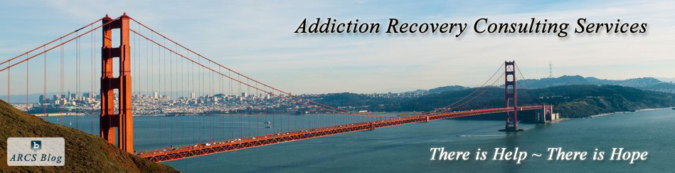 Addiction Recovery Consulting Services. There is Help - There is Hope